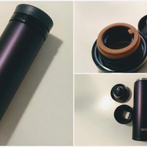 サーモスの水筒「真空断熱ケータイマグ」500mlサイズが軽くて便利!