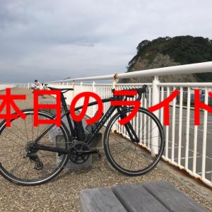 【本日のライド】20200712梅雨の晴れ間を江ノ島まで60㎞楽しむ