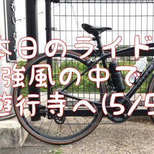【本日のライド(5/5)】GW最終日はオーバーホール後の試走で境川CRへ!?
