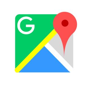 グーグルマップのルート検索を徒歩から車に切り替え!散歩前に徒歩で距離を算出