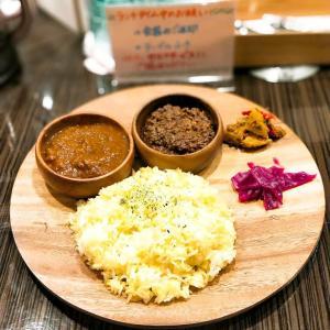 マサラ食堂(南方駅・カレー)