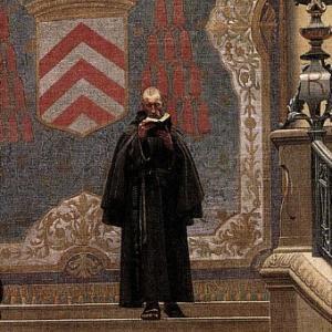 フランス語の慣用表現「灰色の枢機卿⇒ 黒幕」