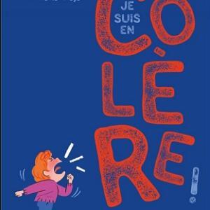 フランス語の慣用表現「青い怒り⇒ 青筋を立てる?」