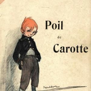 (フランス語警察用語)「にんじん」と呼ばれる赤毛の男
