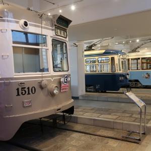 横浜の路面電車の博物館 横浜市電保存館へ行く