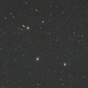 しし座M105,M95,M96