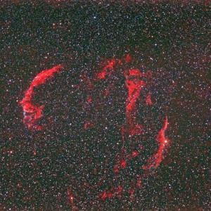 1年前>網状星雲