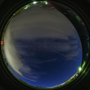 連続太陽観察と黄雲火星騒動の陰で2つ