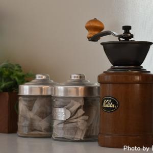 【カリタ コーヒーミル】淹れる手間を楽しむ、贅沢な時間