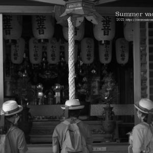 夏休み:橿原市おふさ観音