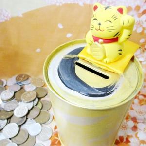 小銭貯金のパワーはいかに!?1年間貯め続けた貯金箱を開けてみた!
