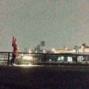 キャラパリワーママの東京マラソン♡あと96日