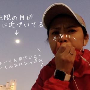 パラキャリママの東京マラソン♡あと84日
