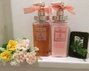 ヴィ―クレアさんの「mixim Perfume モイストリペアシャンプと トリートメント」を使っ