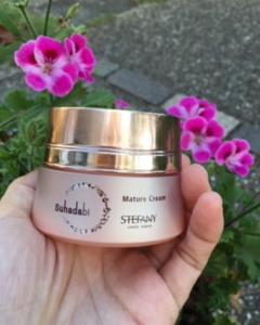 銀座ステファニー化粧品さんの「Suhadabi マチュアクリーム」を使ってみました。