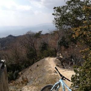 京都もやっぱりマウンテンバイク
