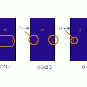チューブの修理用パッチ(ロード、MTB、バイクトライアル)