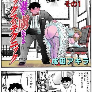 成田アキラの「スケベが元気をつくる」19 ④人妻を虜にするセックスのテクニック