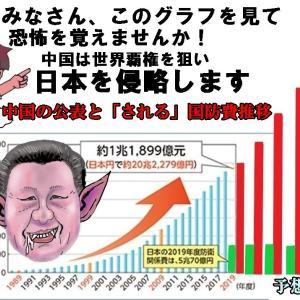 中国の日本侵略は完成に近づきつつある。