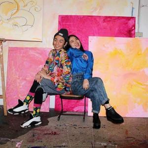 ドイツ・ベルリンにて活動する夫婦アーティストSHINICHIRO&RUNAのケース