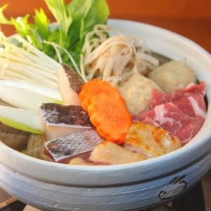 寒い時は簡単に出来る「鍋料理」にしよう!具材は自由に入れれば良いだけ!