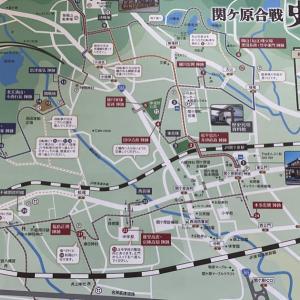 【伊吹山ドライブウェイ・関ケ原合戦touring】 20'8/16