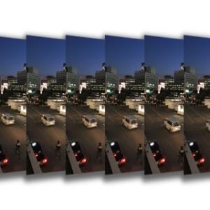 連写によるスマホ写真の高画質化