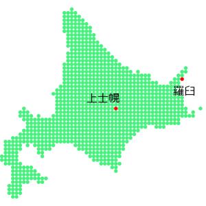 北海道ツーリング2020 6日目 上士幌町航空公園キャンプ場