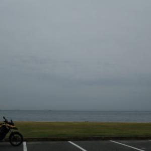 東北ツーリング①新潟へ(10月21日22日)