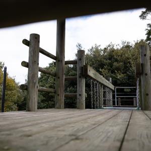 「トム・ソーヤの森」が、アウトドアパークとして