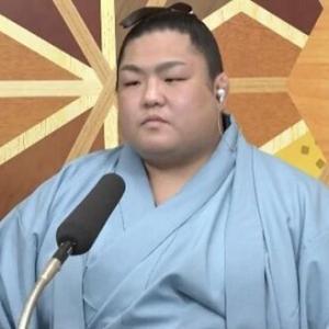 連勝でも全く自分の相撲が出来ていない豊山と連敗の王輝