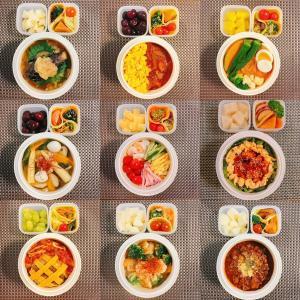 【週末番外編】週末小話189_最近の中学生弁当と簡単素麺レシピ