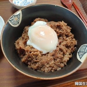 イートインで牛丼チャレンジ!・・・地球堂@水原・霊通