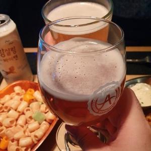 ゆっくり飲めるビール専門店!・・・BEER MARKET@ソウル・江南