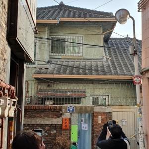 ソウルに残る日本式家屋を巡って・・・マチノアルキ@ソウル・厚岩洞
