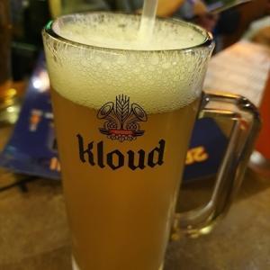 ビールをストローで飲むと酔いやすい?・・・サングビア@ソウル・鐘閣