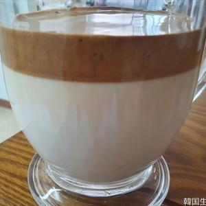 タルゴナコーヒー作ってみました!