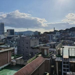 タルトンネ・廃墟・ロケ地、そして絶景♪・・・マチノアルキ(3)@ソウル・昌信洞