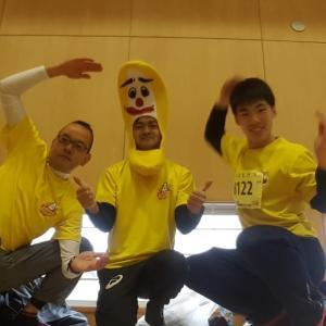 2020/1/26 我孫子市新春マラソン10km 大会レポート