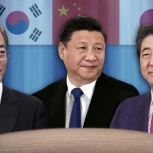 安倍「日中韓首脳会議の時、文大統領と会談する」=韓国の反応