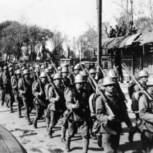 中国人「日本は海軍国家と勘違いされてるけど日本陸軍は世界最強だった」