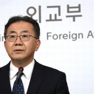 韓国外交部、安倍謝罪像について「外国の指導者に対する礼儀を考慮すべき」=韓国の反応