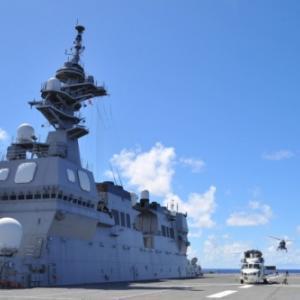 【速報】韓国人「韓国海軍ヘリコプター、日本海上自衛隊のヘリ空母に着艦してしまう…」