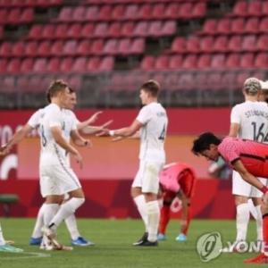 韓国人「韓国代表が格下のニュージーランドに負けた理由」