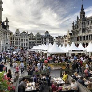 韓国人「ベルギーの首都ブリュッセルが大変なことになってる件」