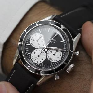 小ぶりな自動巻きクロノグラフで11万円台!?スウェーデンMAEN WatchesのSkymaster 38