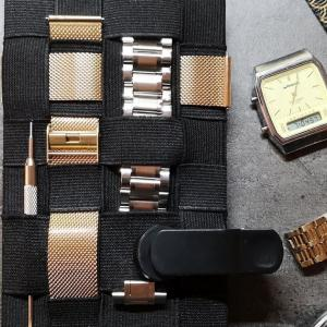 腕時計関連のごちゃごちゃ用にEtsyでEDCオーガナイザーを買った話