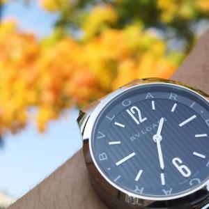ブルガリ・ソロテンポ:ただのブランドものクオーツ時計かと思ったらその魅力にやられた話