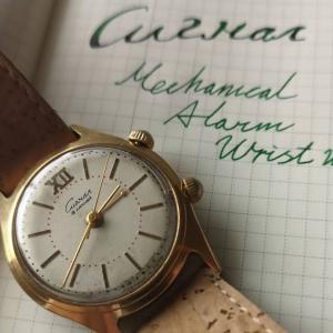 アラーム付き機械式腕時計は高級?ソ連製ヴィンテージなら1万円以下!第一モスクワ時計舎SIGNALをご紹介