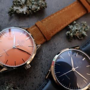 美しい文字盤と豊富なストラップオプションが魅力、Galvin Watch Company「Alku」レビュー